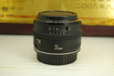 佳能 35mm F2 单反镜头 大光圈 广角定焦 风景人像人文扫街
