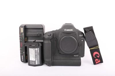 95新二手 Canon佳能 1D3 单机 小马三 高端单反 506841京