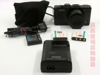 好成色 Sigma/适马 DP2X 数码相机 三电一充 #4442