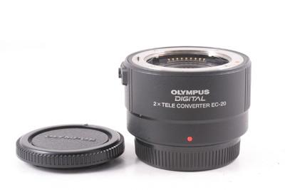 98/奥林巴斯 EC-20 瑞光增距镜头 2X