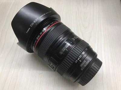 《天津天好》相机行 98新 佳能24-105/4L USM镜头