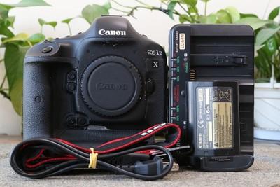 特价90新二手 Canon佳能 1DX 1D X 单机 高价回收 000509武