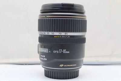 95新二手Canon佳能 17-85/4-5.6 IS USM单反镜头 902836深