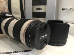 出一个自用的佳能 EF 70-200mm f/2.8L IS II USM镜头