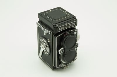 Rolleiflex 禄莱双反 MX EVS 带施耐德Xenar 75mm/F 3.5 镜头