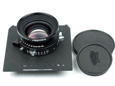 施耐德Schneider APO 150mm f5.6  林选镜头