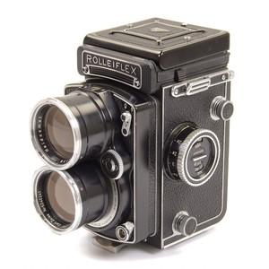 禄莱 Rolleiflex Tele 双反 带蔡司135/4镜头