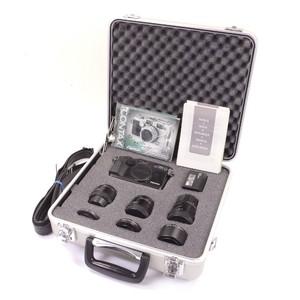 康泰时 Contax G2 黑色套机 带3只镜头 测光表 原箱子