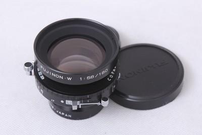 富士 FUJINON W 180/5.6 NEW 4X5大画幅相机镜头
