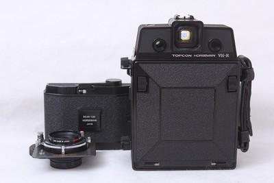 骑士HORSEMAN VHR +90/5.6+69背 6X9 双轨相机 120相机套机