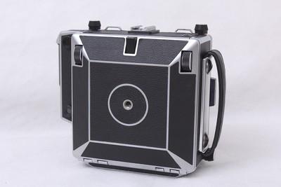 好品相 林哈夫 Linhof master 4x5双轨大画幅相机