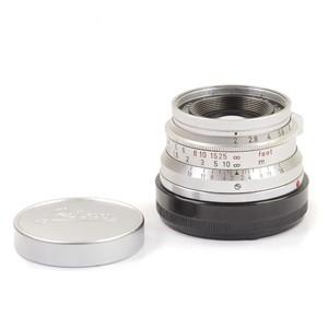 97-98新 徕卡 Leica M 35/2 SUMMICRON 德产 8枚玉