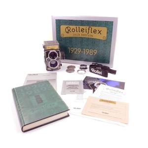 禄莱 Rolleiflex 2.8GX 60周年纪念版 带包装