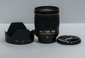 98新尼康28mm f/1.8G 个人自用闲置