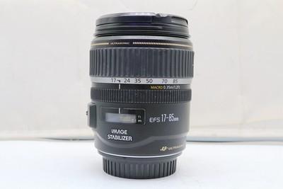 95新二手Canon佳能 17-85/4-5.6 IS USM单反镜头 回收 300861深