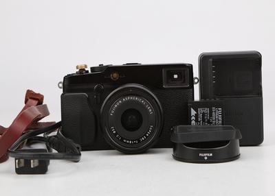 93新二手富士 X-Pro1套18/2镜头 复古旁轴 W00066 A13044津
