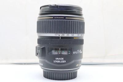 95新二手Canon佳能 17-85/4-5.6 IS USM单反镜头 912433深