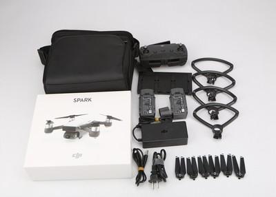 全能未拆封大疆晓SPARK全能套装旅行必备航拍器 只卖 A11550津
