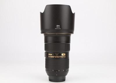 通货85新二手Nikon尼康 24-70/2.8 G ED 变焦镜头 202349津