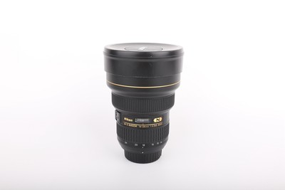 95新二手Nikon尼康 14-24/2.8 G ED 广角镜头 回收 507860京