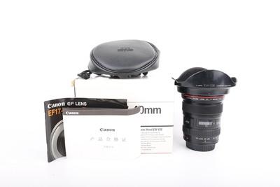 94新二手 Canon佳能 17-40/4 L USM 广角镜头回收 250128京