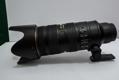 98新尼康 70-200mm 2.8二代大竹炮 个人闲置