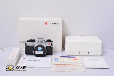 99新 收藏级别 Leica R6 带包装 银色【BC11100012】