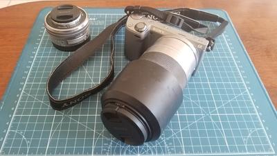 索尼 NEX-5R