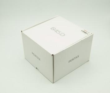 Pentax 宾得 645D 中画幅 CCD 数码单反 全新机
