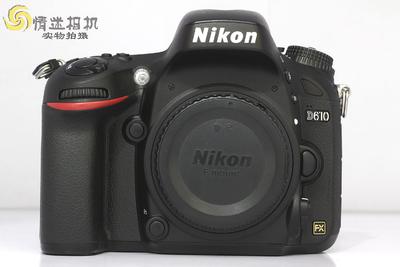 【全画幅单反数码相机】尼康D610(NO:8016)*