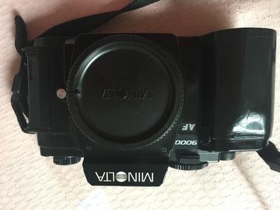 美能达MINOLTA AF9000相机