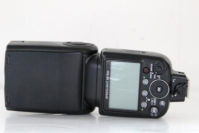 95新二手 Nikon尼康 SB-900 sb900机顶闪光灯 193718成
