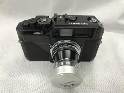 福伦达 Bessa R2S 相机 黑色 50 F3.5 Heliar镜头 限量版