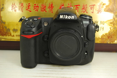 97新 尼康 D300 数码单反相机 专业金属机身1200万像素
