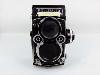 华瑞摄影器材-禄来Rolleiflex 2.8F 白脸