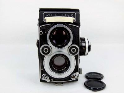 华瑞摄影器材-禄来Rolleiflex 3.5F后期白脸