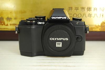 奥林巴斯 OM-D E-M10 微单 数码相机 触摸屏 1610万像素 机身防抖