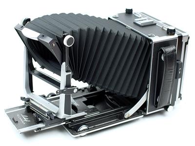 林哈夫特艺 Linhof TECHNIKA 4x5  45相机 极上品!
