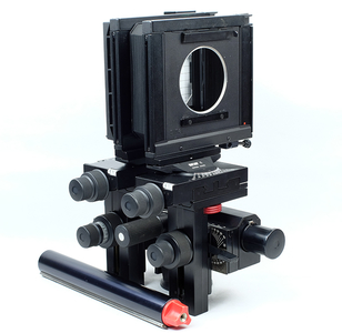 仙娜  Sinar X 4x5 最后期专业技术相机