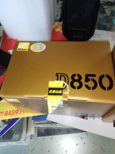 国行99,99新尼康D850加尼康24-70 2,8iivr镜头一套,快门55次