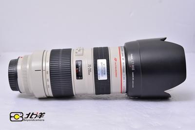 97新 佳能 EF 70-200/2.8L USM(小白) (BH11230003)