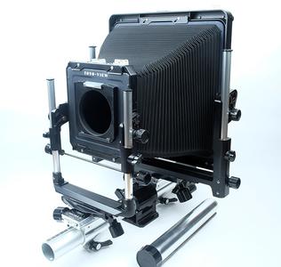星座 TOYO VIEW 810G  8x10 单轨相机