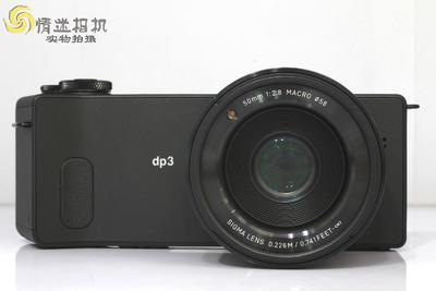 【便携数码相机】适马DP3 Quattro(NO:2273)*