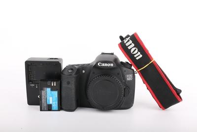 95新二手Canon佳能 60D 单机 中端单反相机 418059京