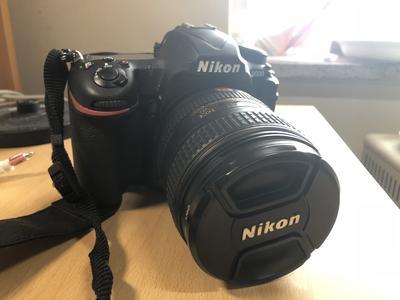 尼康 D500