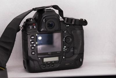 出售自用90新尼康全画幅顶级相机 D3