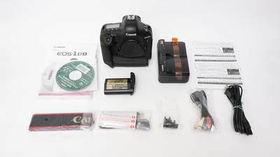 佳能 EOS-1D X (全包装配件)