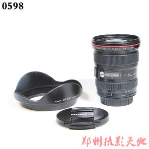 佳能 EF 17-40mm f/4L USM 单反镜头 0598