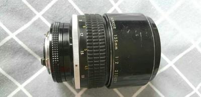 尼康 Nikon 135 2 135mm f2 AIS