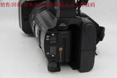 新到 95成新 Sony/索尼 PXW-Z150 4K摄像机 带包装保卡 编号0892